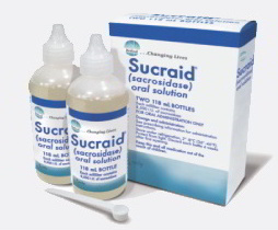 Sucraid Package