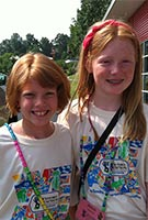 gsid sucraid girls patients at camp